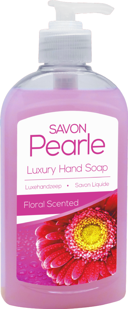 Clover Savon Pearle Luxury Pearlised Hand Soap